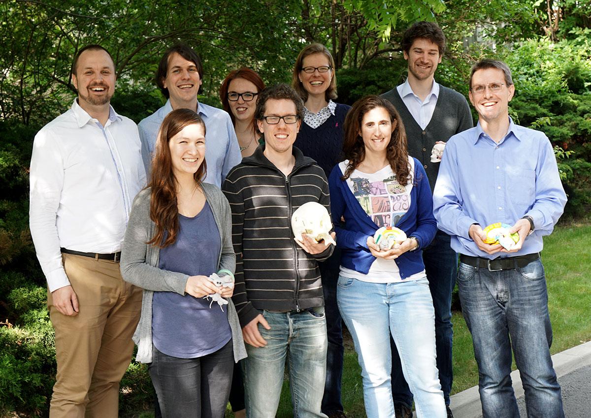 fMRI Team: Martin Tik, Michael Woletz, Nicole Geissberger, Allan Hummer & Christian Windischberger